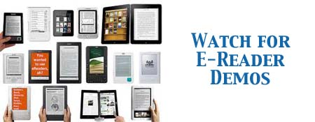 EReader Classes